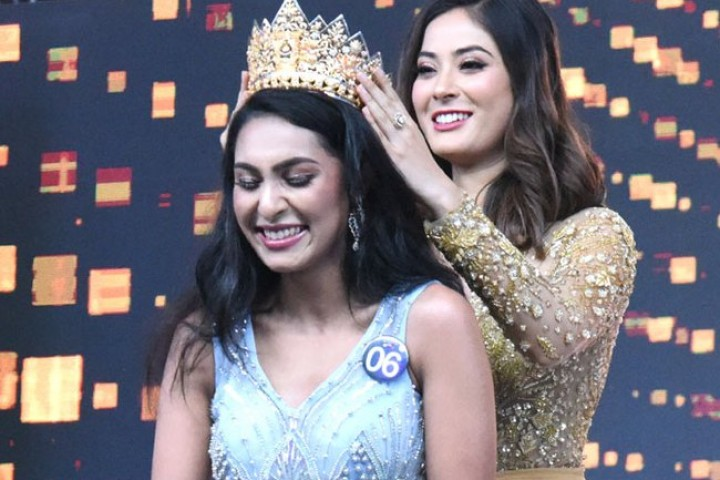 Donation of Cement Bags to Miss Nepal 2018 & Miss Nepal 2019
