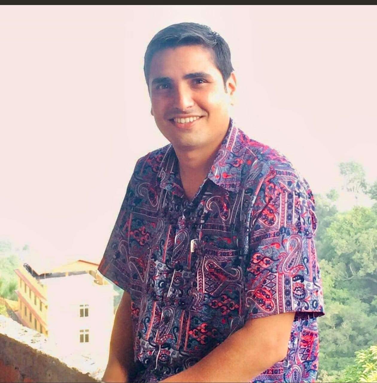 Dushyant Bhandari