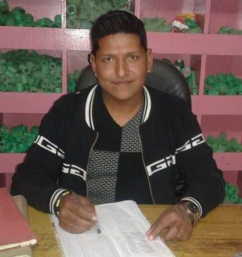 Krishna Kharel